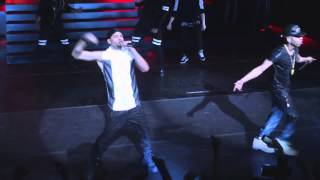 What the DJ Spins | Jussie Smollett and YAZZ | The Lucious Lion Sound Koncert | Empire