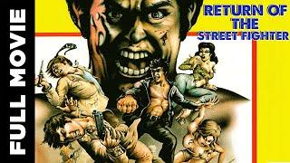 Full Action Movie│Return of the Street Fighter