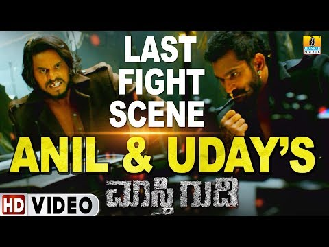 Xxx Mp4 Anil And Uday S Last Fight Scene Full Video Maasthi Gudi Duniya Vijay Amoolya Kriti 3gp Sex