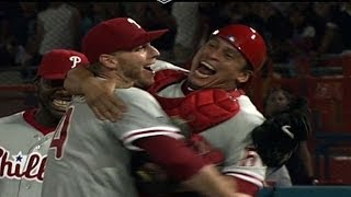 Halladay throws perfect game