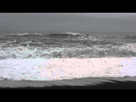 Waves Crashing - Vik, Iceland