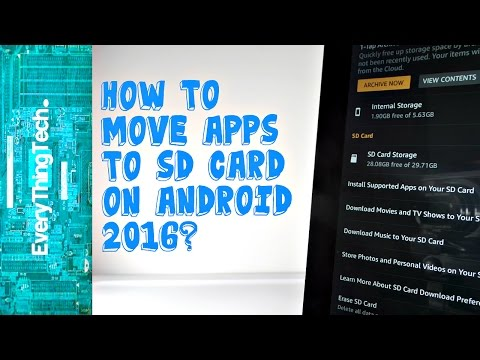 Xxx Mp4 How To Put Apps On The Micro Sd Card On Android 2016 3gp Sex