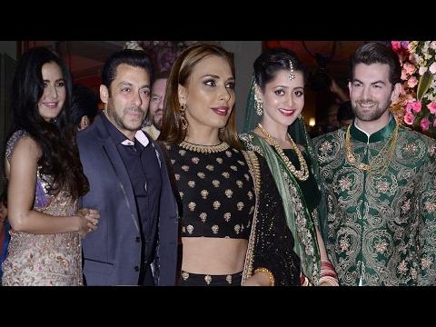 Xxx Mp4 Salman Khan With Katrina Kaif And Iulia Vantur At Neil Nitin Mukesh S Wedding Reception 3gp Sex