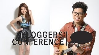 Blogger's Conference with Donnalyn Bartolome and Kito Romualdez