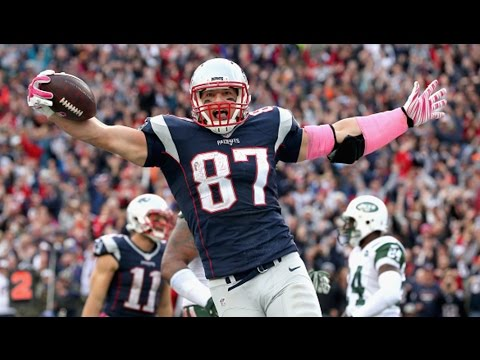 10 BEST NFL Tight Ends Right Now