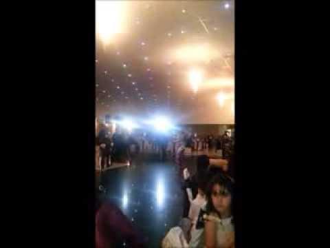 الرقص الشرقي في زواج ديانا و فادي