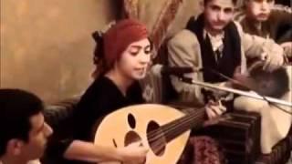 جلسة طرب بنات اليمن