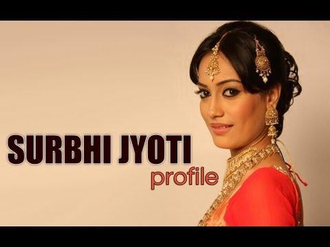 surbhi jyoti profile