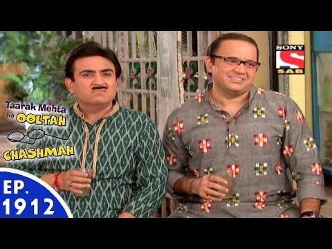 Taarak Mehta Ka Ooltah Chashmah - तारक मेहता - Episode 1912 - 11th April, 2016