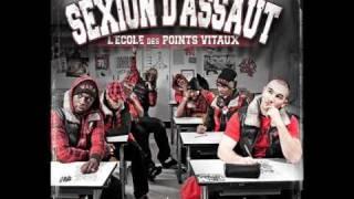 13 - J'ai pas les loves - Sexion d'Assaut  [Album - L'Ecole des points vitaux]