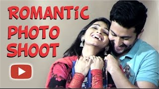 Dheeraj dhopar And Jyotsana Chandola's Romantic Photoshoot |