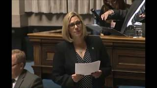 Rochelle Squires May 23, 2017 Ministerial Statement