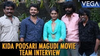 Kida Poosari Magudi Movie Team Interview