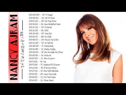 Xxx Mp4 Best Of Nancy Ajram 2018 كوكتيل نانسي عجرم بوب Nancy Ajram Greatest Hits Playlist 3gp Sex