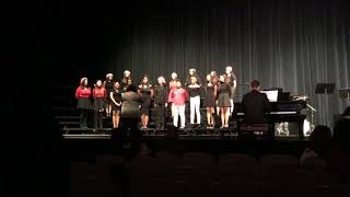 Vocal Ensemble  Twelve Days of a Regifted Christmas