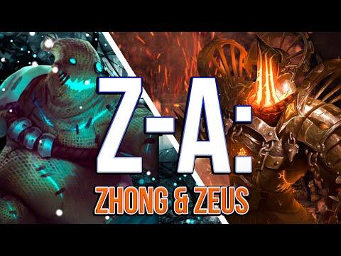 Z A Zhong Kui & Zeus Smite