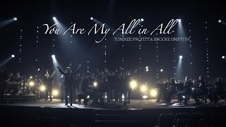 You Are My All in All - Dennis Jernigan // Worship Cover by Tommee Profitt & Brooke Griffith