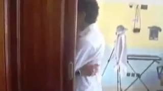 فضيحة ممرض في مستشفى ابن رشد مع زميلته في العمل