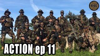 DOUBLE CAM VFC 416 D Action Italia 2016 Montalto Legione Mobi Black Ops Hera Kommando Cariati