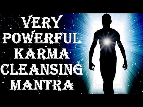 Xxx Mp4 BEST KARMA CLEANSING FOR BAD KARMA EFFECTS KARMA SHANTI MANTRA VERY VERY POWERFUL 3gp Sex