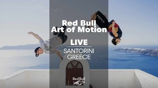 Welcome to Parkour paradise: Red Bull Art of Motion 2017
