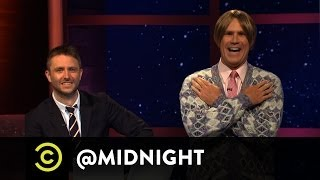 Will Ferrell Previews The Spin-Off to @midnight w/ Chris Hardwick