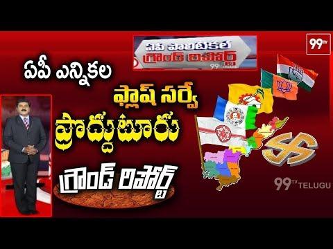 ప్రొద్దుటూరు గ్రౌండ్ రిపోర్ట్ AP Political Ground Report on Proddatur Constituency 99 TV Telugu