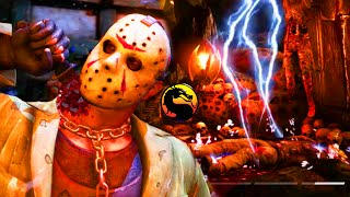 """THE BEST MATCH IN MKX HISTORY! - Mortal Kombat X """"Jason Voorhees"""" Gameplay (MKXL Ranked)"""
