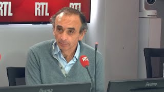"Éric Zemmour : ""Attention, l"
