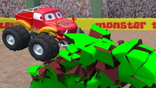 Monster Truck | Learn Numbers