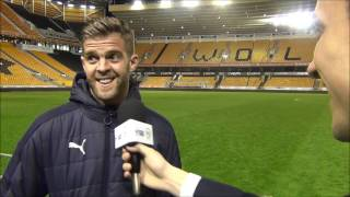 INTERVIEW: Martin Cranie reviewed Huddersfield Town's 1-0 win over Wolves