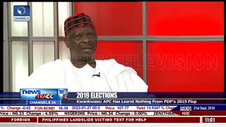 Kwankwaso Says APC Has Learnt Nothing From PDP