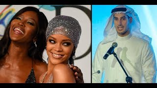Rihanna's New Saudi Prince Is The Reason Behind The Beef With Super Model Naomi Campbell