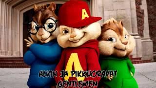 Alvin ja pikkuoravat - Gentlemen M/V