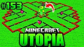 Im KREIS des TODES?! - Minecraft Utopia #153 [Deutsch/HD]