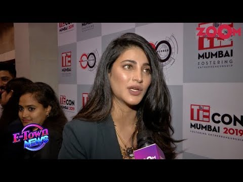 Xxx Mp4 Shruti Haasan Shares Why She Is AWAY From Films Her Comeback Amp More 3gp Sex