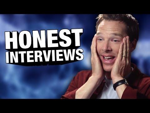 Benedict Cumberbatch is Anakin Skywalker Honest Interviews