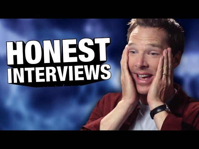 Benedict Cumberbatch is Anakin Skywalker? - Honest Interviews