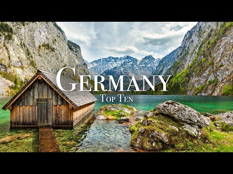 Top 10 Places To Visit In Germany 4K Travel Guide