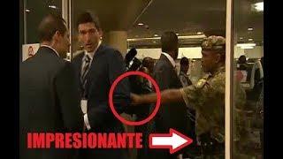 PELEA COMPLETA entre GUARDAESPALDAS de Vladimir Puting VS Agentes de Sur África