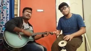 Tomar khola hawa(cover) Vocal-Bijoy Roy Percussions-Srijan Das