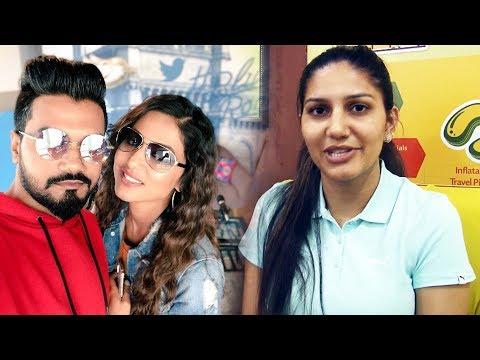 Xxx Mp4 Sapna Chaudhary OPENS On Hina Khan And Rocky Jaiswal LOVE 3gp Sex