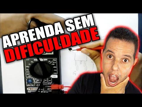 Como testar um transistor mosfet fora da placa mãe