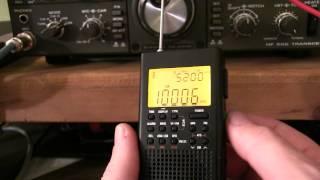 #189: Programming & using memories in the GP-5/SSB shortwave receiver