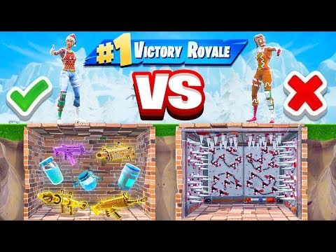 CHOOSE WRONG YOU RE ELIMINATED NEW Random Loot Game Mode in Fortnite Battle Royale