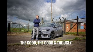 Living with the Focus RS - 1 year later.