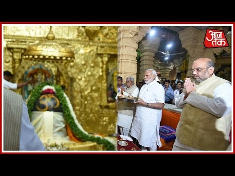 Live: PM Modi, Amit Shah Offer Prayers At Somnath Temple In Gujarat