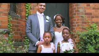 Tanzania and West African Wedding Video Jacinta + Samir - My Special Day UK