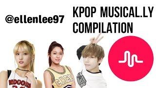 KPOP MUSICALLY COMPILATION (BTS, BIG BANG, AOA, TWICE, MAMAMOO, LOVELYZ AND MORE)