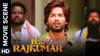 Shahid gets his break | R...Rajkumar | Movie Scene